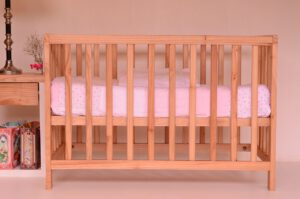 infant bed history